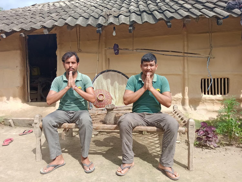 Tharu culture Bardia National Park Nepal